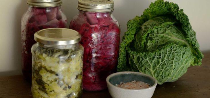 Alimentos fermentados que benefician nuestra salud