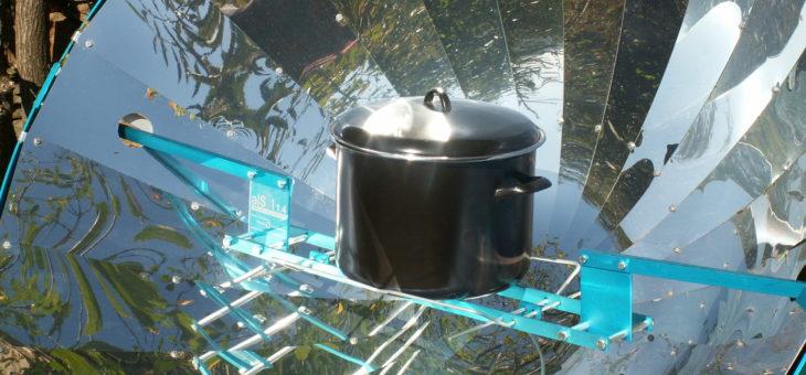 ¡Nuevos modelos de hornos solares!