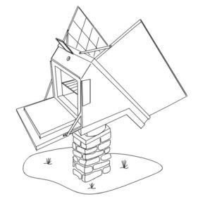 El horno solar cookerbo
